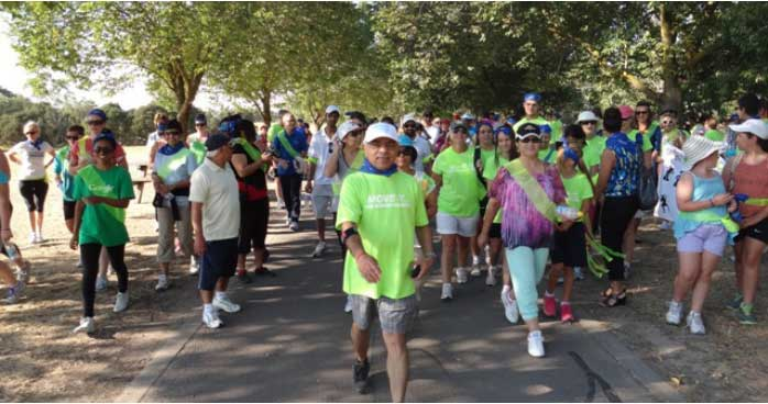 Walk for Monash Children a big success!